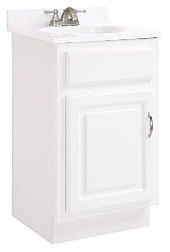 Design House 531244 18-Inch by 16-Inch Concord Ready-To-Assemble 1 Door (Design Solid Wood Base Cabinet)