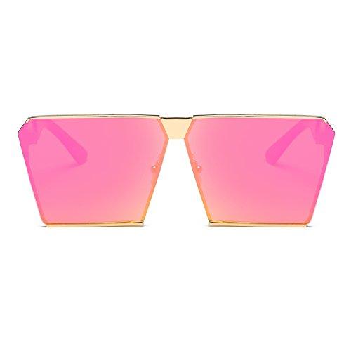 Squar (Thick Lensed Glasses)