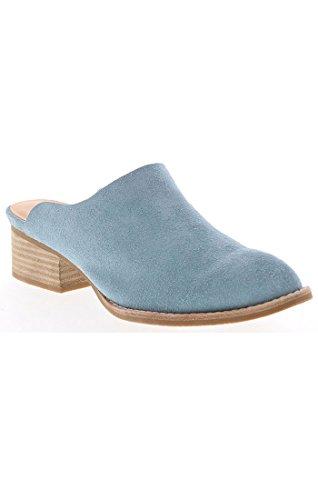 Size Powder Blue Sbicca 7 Mule Salem Women's Suede xRAqwBYtq