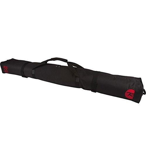 (Rossignol Long Haul 2 Pair Ski Bag - 2016 - Black)