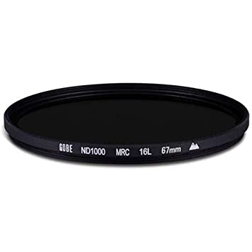 Gobe ND1000 37mm MRC 16-Layer ND Filter