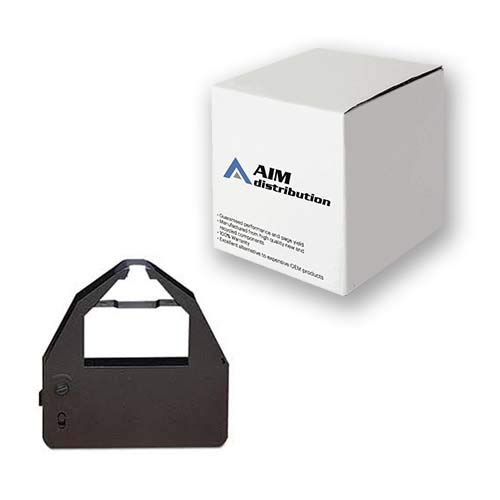 AIM Compatible Replacement for Alps ALQ-200/224/324 Black Printer Ribbons (6/PK) (ALP04-S005-00) - Generic ()