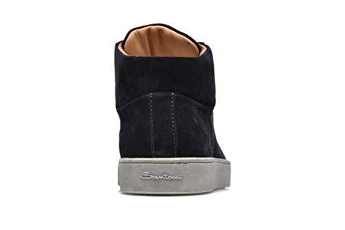 Santoni Herren Grau Sneaker Sneaker Herren Santoni 8PpqwU