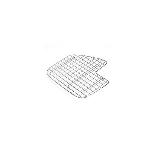 Coated Stainless Bottom Grid - Franke VN-36C-LH Vision Left Bottom Sink Grid for VNX12037/VNX12045 Sinks, Stainless Steel