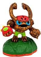 Skylanders Giants Sidekicks Barkley Sidekick (Skylanders Barkley Sidekick)