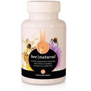 Amazon.com: 100% ORGANIC Bee Natural Tabs - All Natural