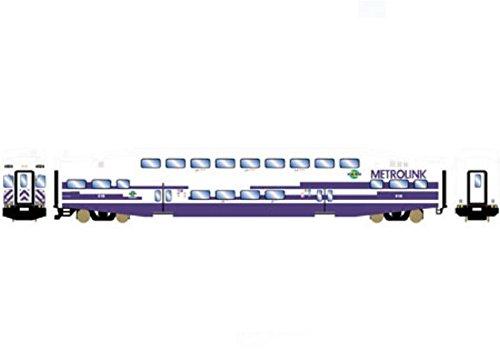 Athearn ATH25952 HO RTR Bombardier Cab Car, Metrolink #618