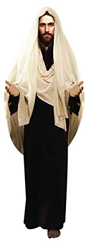 Aahs Engraving Jesus Life Size Cardboard Stand Up, 6 feet]()