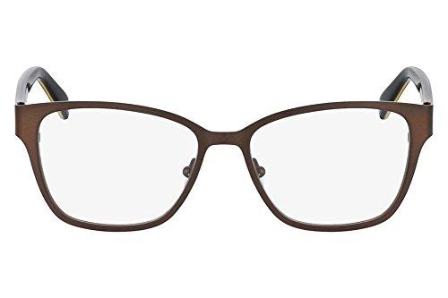 5df71f4138929 Óculos de Grau Nine West Nw1059 210 52 Marrom