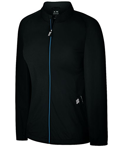 adidas Women's climaproof Rain Provisional Jacket - black - X-Small