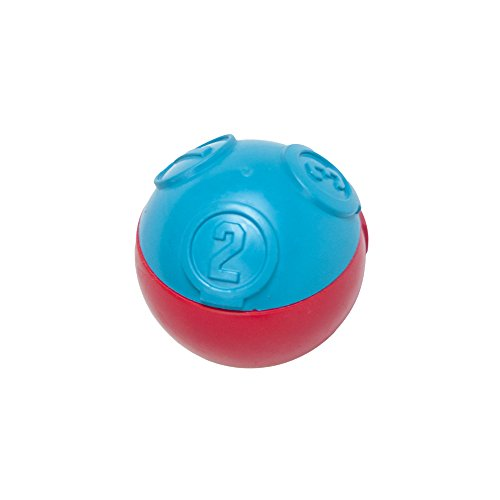 - Challenge Ball Durable Treat Hiding Rubber Tough Dog Toy by Petstages, 3 Difficulty Levels