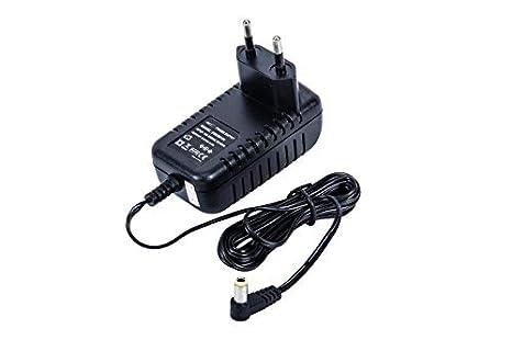Conector de Cargador eraet6.5 V/0.6 A, 5.5/2.75 mm RB, Euro ...