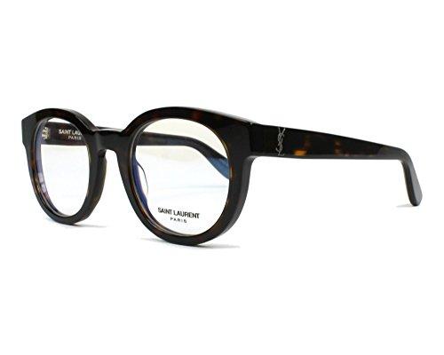 7f9a52ecdae Yves Saint Laurent frame (SLM-14 002) Acetate Dark Havana