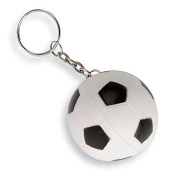 GÁRGOLA Llaveros pelotas de futbol (Lote 30 ud.) Balon de ...