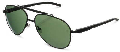 Tag Heuer Automatic V881 301 58 Aviator Sunglasses,Black,58 - Tag Heuer Sunglasses Automatic