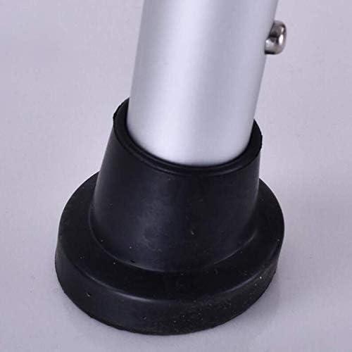 GUO Haushalt Rutschfester Duschhocker Badezimmersitz Aluminiumlegierung Bad Bench Bench/Duschhocker ergonomische Duschhocker/Stuhl mit Abnehmbarer Rückenlehne und 8-Fach Einstellbarer Höhe, älteren /