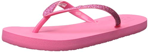 (Reef Girls Stargazer Sandal, hot Pink, 13-1 Medium US Little Kid)
