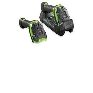 Zebra DS3678, 2D, High Performance Rugged, USB-kit, Corded,, DS3678-HP3U42A0SFW (Rugged, USB-kit, Corded, FIPS, Industrial Green, Vibration motor, incl cradle, power supply, no line cord)