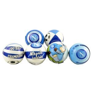 SSC Napoli Squeeze Ball x 1 Official Merchandise of Napoli FC Stress or Fun Ball!