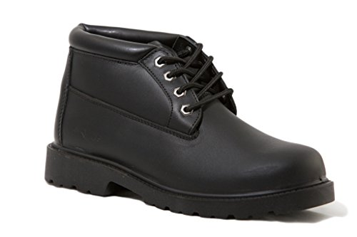 Mike's Black Padded Collar Chukka Boots – Size 9 by Mike's (Image #8)