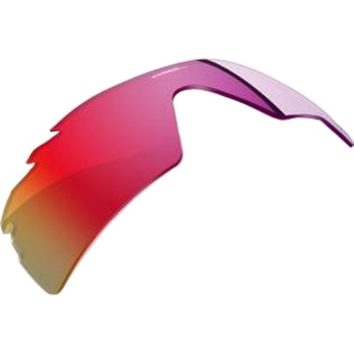 Oakley RadarLock XL Replacement Lens OO Red Irid Polar Vented, One - Oakley Xl Radar Lenses