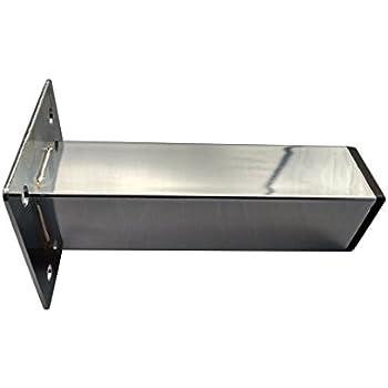 Ikea Capita Leg Stainless Steel 6 1 4 6 3 4 Quot X4