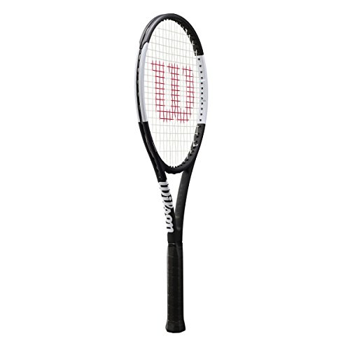 (Wilson Pro Staff 97 Countervail (CV) Roger Federer Tuxedo Limited Edition Tennis Racquet (4 1/2