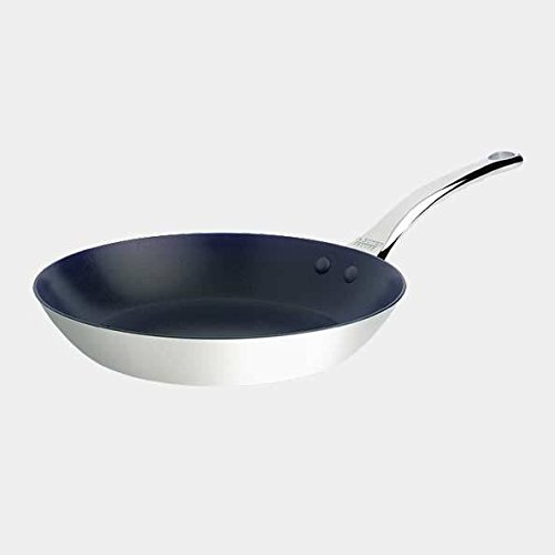 DeBuyer Affinity 7.9-Inch Non-Stick Frypan, Stainless Steel by De Buyer