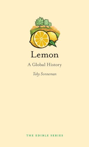Lemon: A Global History (Edible)