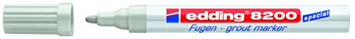 Edding 9049026 Marqueur rénovation joint ciment 8200