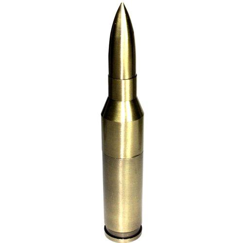 Bullet Refillable Butane Lighter - 8