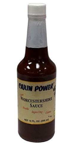 Cajun Power worcestershire Sauce 10 ounce