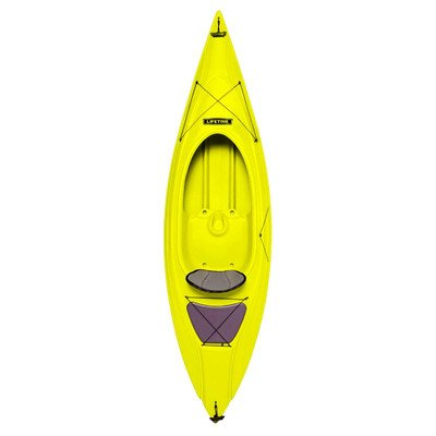 """90216 Lifetime Boyd Sit-Inside Kayak, Yellow, 9'8"""" by Lifetime OUTDOORS"""