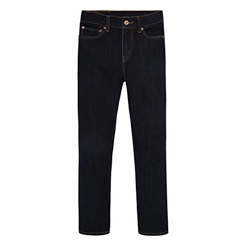 Dark Fit Jeans Blue - Levi's Boys 510 Skinny Fit Jeans, Roadhouse Blues 16