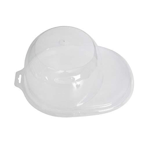 OKIl Acrylic Clear Baseball Cap Hat Display Case Holder Protector Baseball Hat Holder Packaging