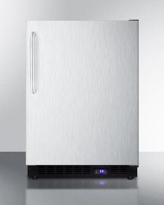Summit SCFF53BXSSTB Under Counter Upright Freezer, Stainl...