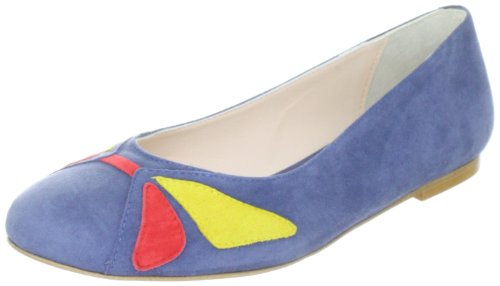 femme Paul Sister 50 Joe 2 amp; 210531 Ballerines Blau Multicolore w1qrYU1n