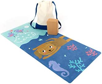 Duck Duck Dog! Alfombrillas de Yoga Eco-Lux para niños ...