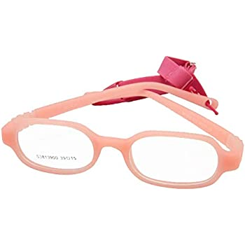 bd7fb05366 EnzoDate Baby Girls   Boys Optical Glasses Size 39 15 with Strap No Screw