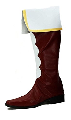 Bromeo Yu-Gi-Oh! Zexal IV Cosplay Chaussure Bottes Boots