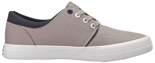 Tommy Hilfiger Mens Redd Shoe, Grey, 10 Medium Us