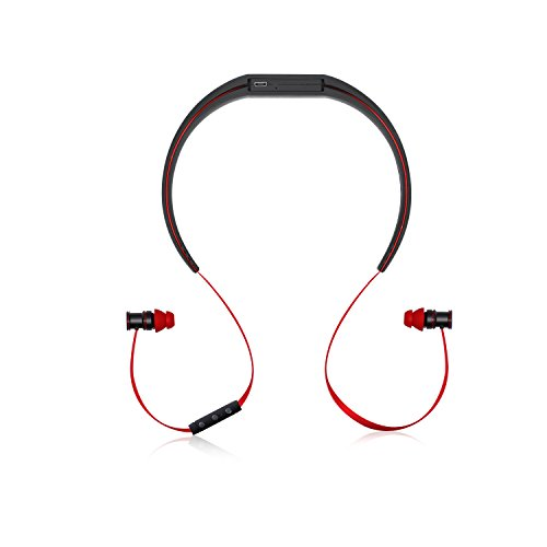 lgyyl wireless bluetooth v4 1 headphones sport sweatproof earbuds for neckband magnetic earbud. Black Bedroom Furniture Sets. Home Design Ideas