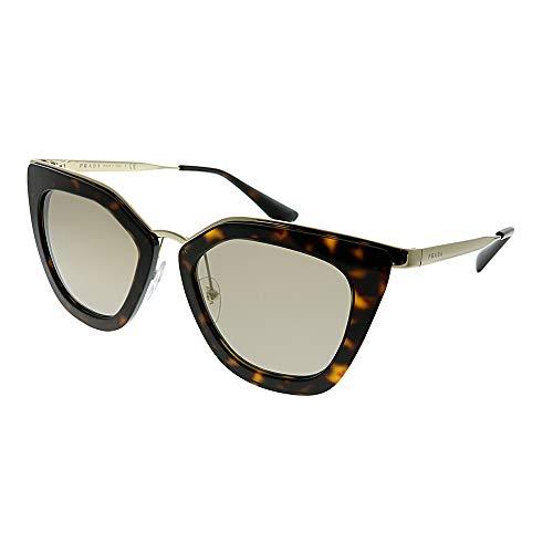 Prada PR53SS 2AU6O0 Tortoise PR53SS Cats Eyes Sunglasses Lens Category 2 Lens ()