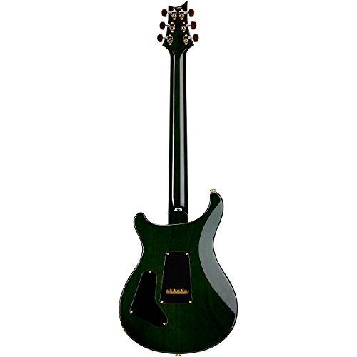 PRS 30th Anniversary Custom 24 Figured Maple 10 Top Electric Guitar Jade