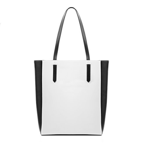 ECOSUSI Womens Leather Shoulder Handbags product image