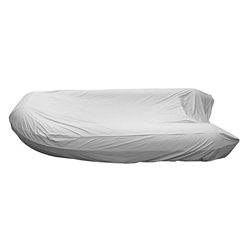Komo 9 10  Inflatable Boat Cover For Dinghy Tender Storage  Grey