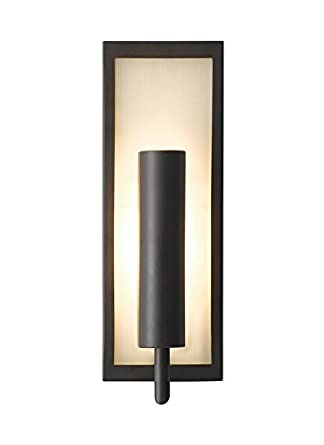 Feiss WB1451ORB 1 Light Sconce 1, Corinthian Bronze