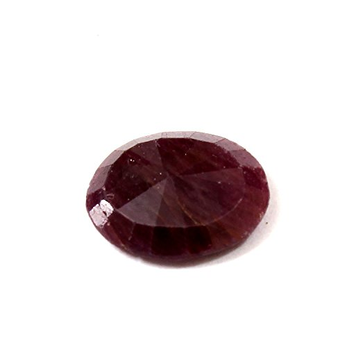 Be You 4.75cts Rouge Couleur Facettes Ovale Forme Naturel Indien Rubis