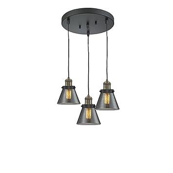 Amazon.com: Innovations 211/3-BAB-G63 - Lámpara de techo (3 ...