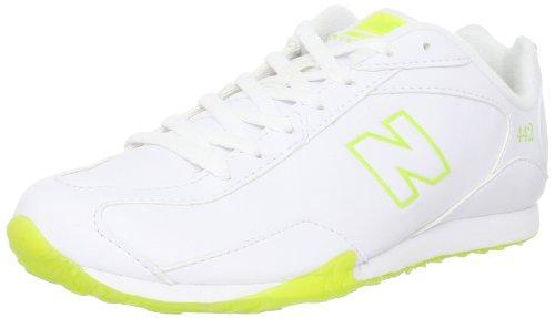 Nuovo Equilibrio Womens Wl442 Sneaker Bianco / Giallo